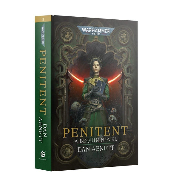 BLACK LIBRARY - PENITENT: A Bequin Novel (HB) (HB)