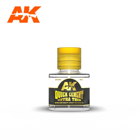 AK: Quick Cement - Extra Thin