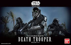 Bandai:  Star Wars - 1/12 Death Trooper
