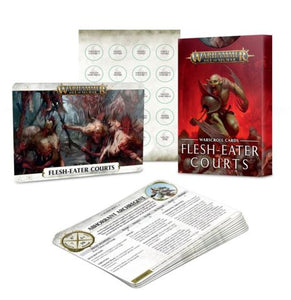 Flesh Eater Courts: Warscoll Cards