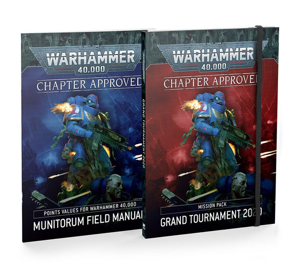 Warhammer 40K: Chapter Approved 2020 (English)