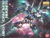 "MG Gundam Avalanche Exia ""Mobile Suit Gundam 00V: Battlefield Record"""