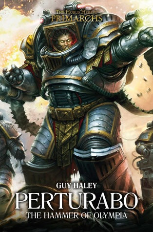 BLACK LIBRARY - Primarchs: Perturabo - The Hammer of Olympia