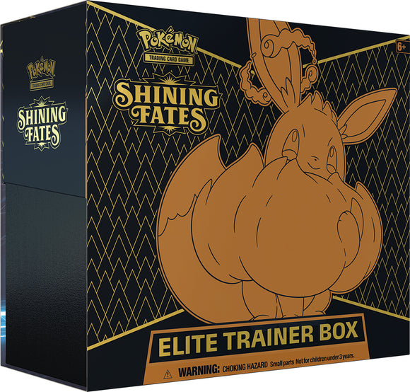 Pokemon: Shining Fates Elite Trainer Box