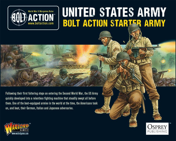Bolt Action US Starter Army