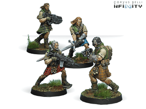 Ariadna: 45th Highlander Rifles