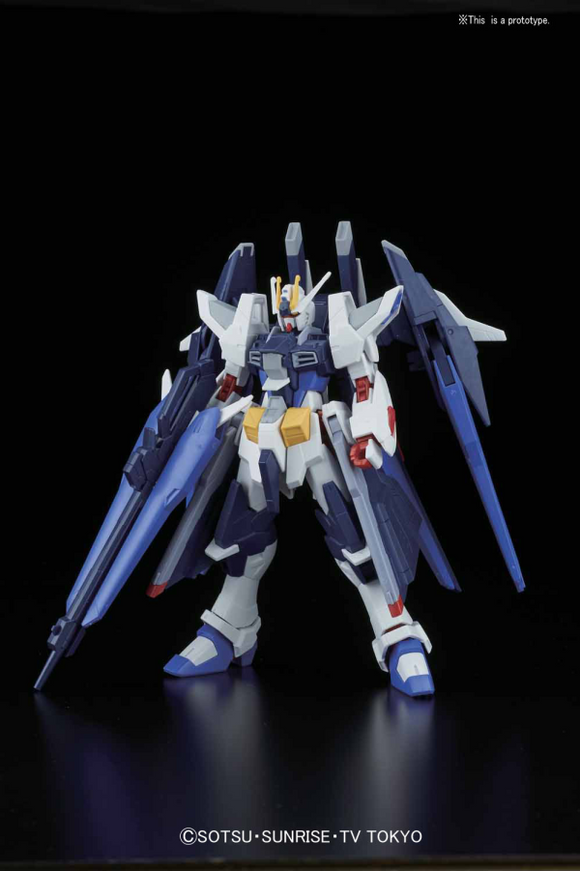 HGBF #053 Amazing Strike Freedom Gundam