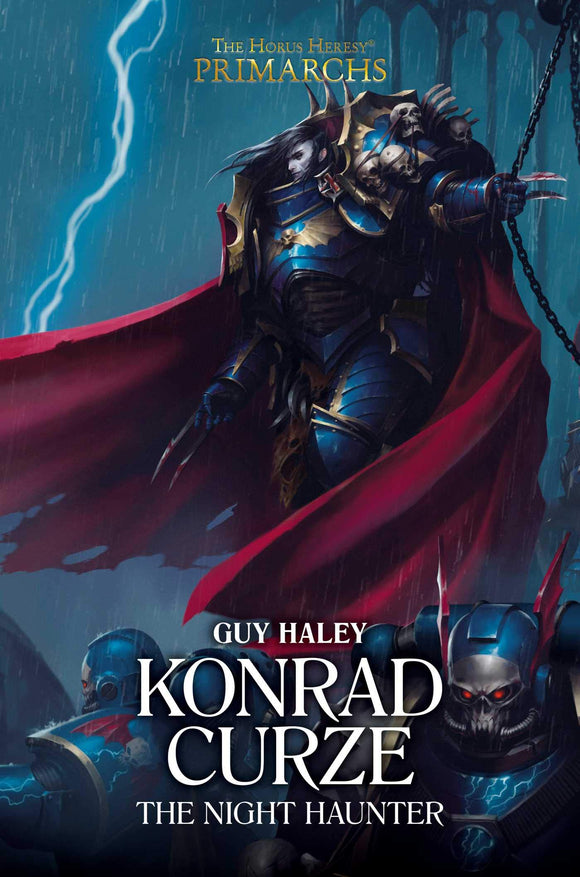 BLACK LIBRARY - Primarchs: Konrad Curze - The Night Haunter