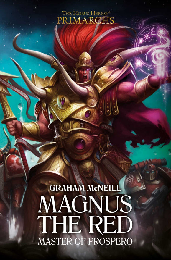 BLACK LIBRARY - Primarchs: Magnus the Red - Master of Prospero