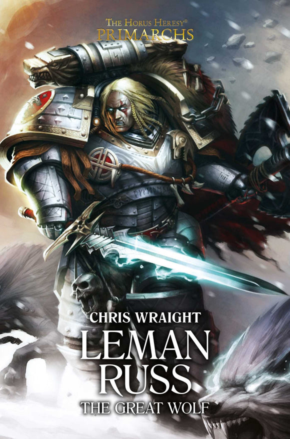 BLACK LIBRARY - Primarchs: Leman Russ - The Great Wolf