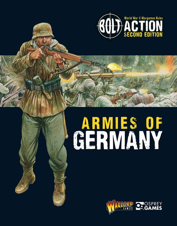 Armies of Germany V2 Book