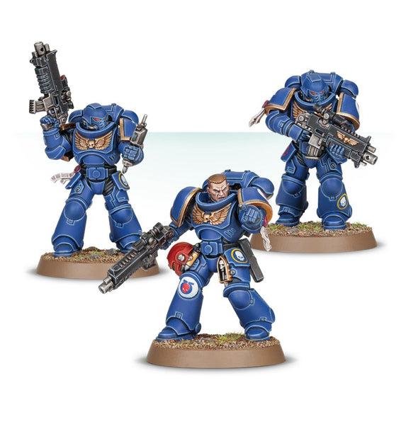 Space Marines: Primaris Intercessors (Easy to Build)