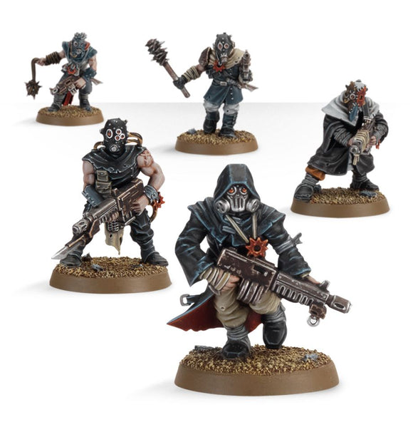 Chaos Space Marines: Cultists