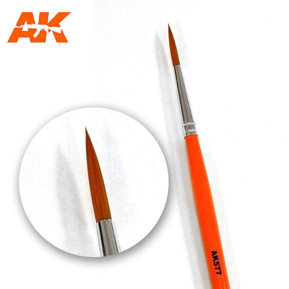 AK: Fine Long Weathering Brush