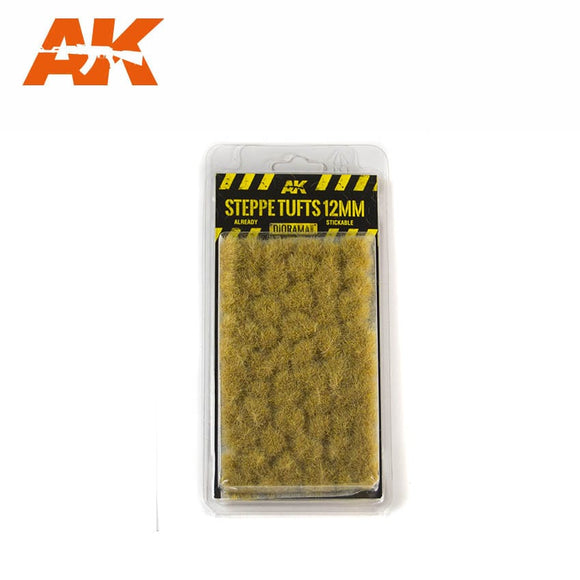 AK: Tufts - Steppe Tufts 12mm