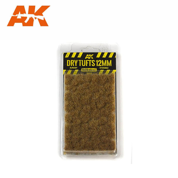 AK: Tufts - Dry Tufts 12mm