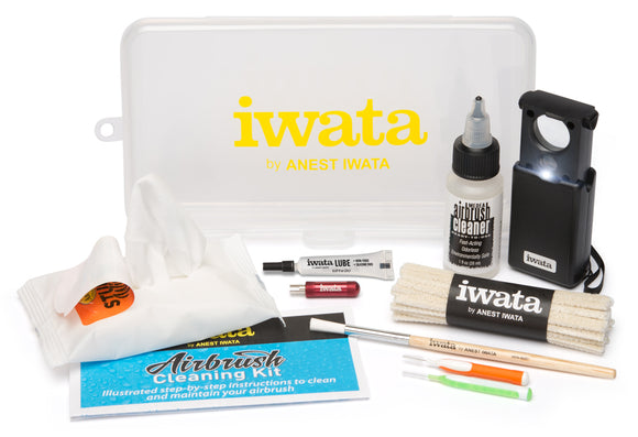 iwata: Airbrush Cleaning Kit