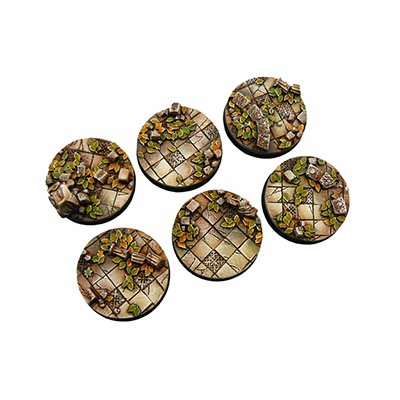 Bases: Ancient, Round 40mm (2)