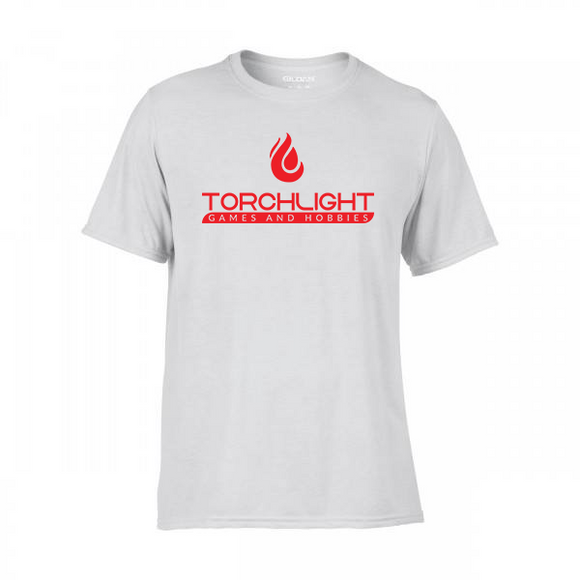 Torchlight T-Shirt - White