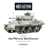 US M10 Tank Destroyer/Wolverine (Plastic Box)