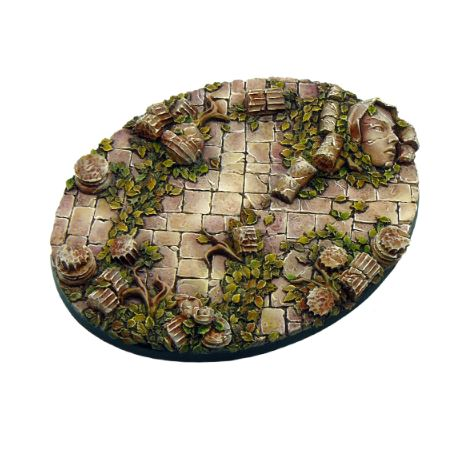Scenic Bases: Ancient, Ellipse 120mm (1)