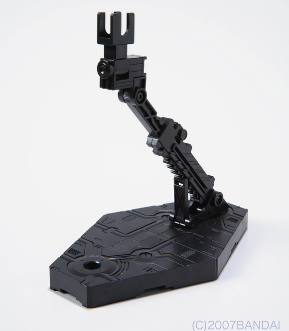 Action Base 1/144 Black
