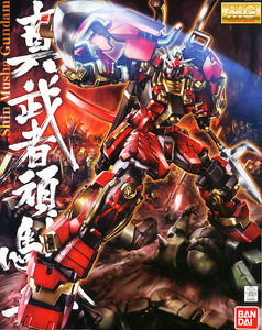 "MG Shin Musha Gundam ""Gundam Dynasty Warriors"""