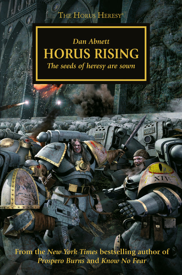 BLACK LIBRARY - Horus Heresy: Horus Rising