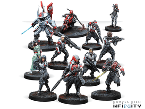 JSA: Sectorial Army Pack