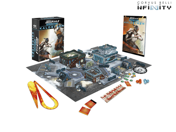 Infinity: Code One - Operation Kaldstrom