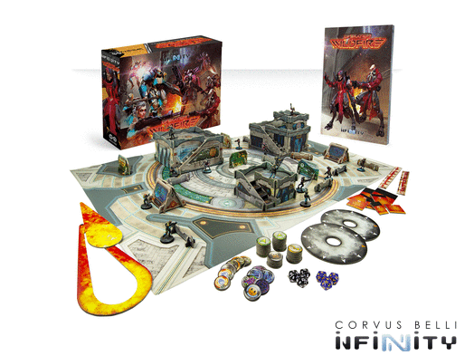 Infinity: Operation Wildfire