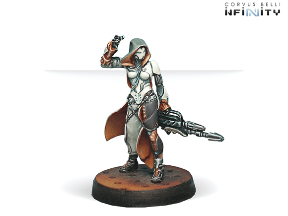 Nomads: Reverend Custodiers (Combi Rifle)