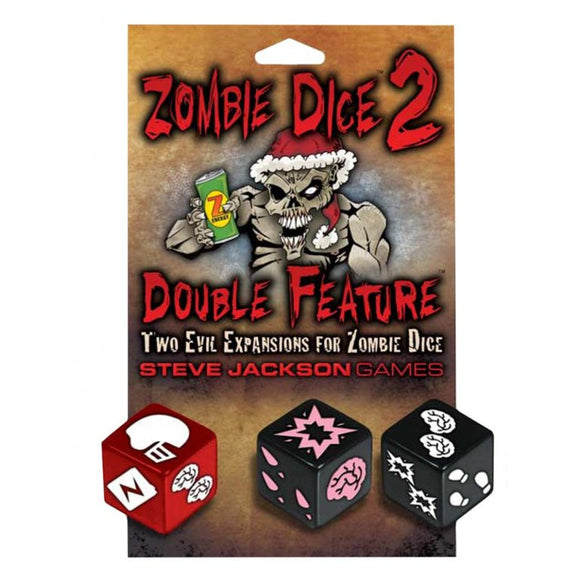 Zombie Dice: Double Feature
