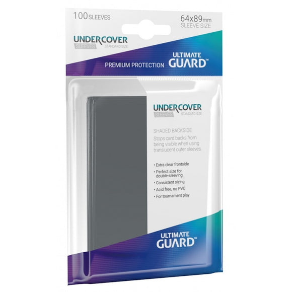 UG: Undercover Sleeves Standard Size