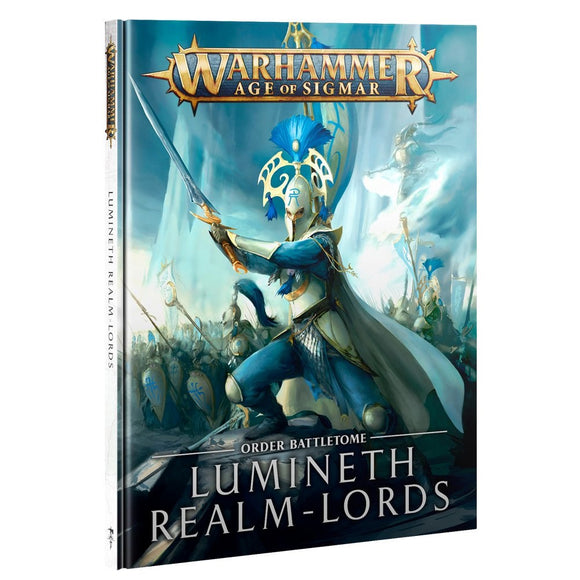 Lumineth Realm-Lords: Battletome 2021 (ENG)