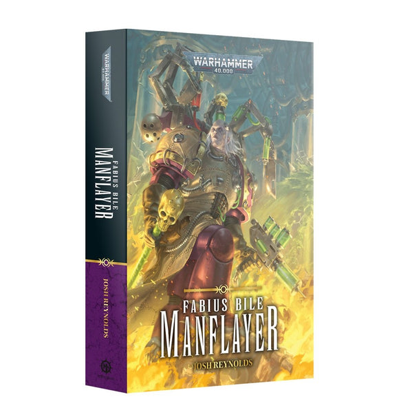 BLACK LIBRARY - Fabius Bile: Manflayer (PB)