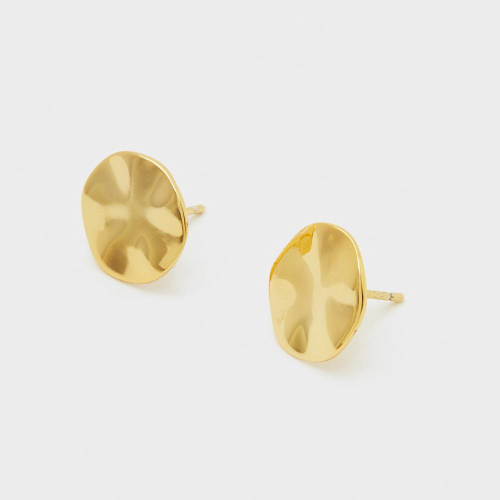 Gorjana Jewelry Chloe Large Stud Earrings, Stud earrings