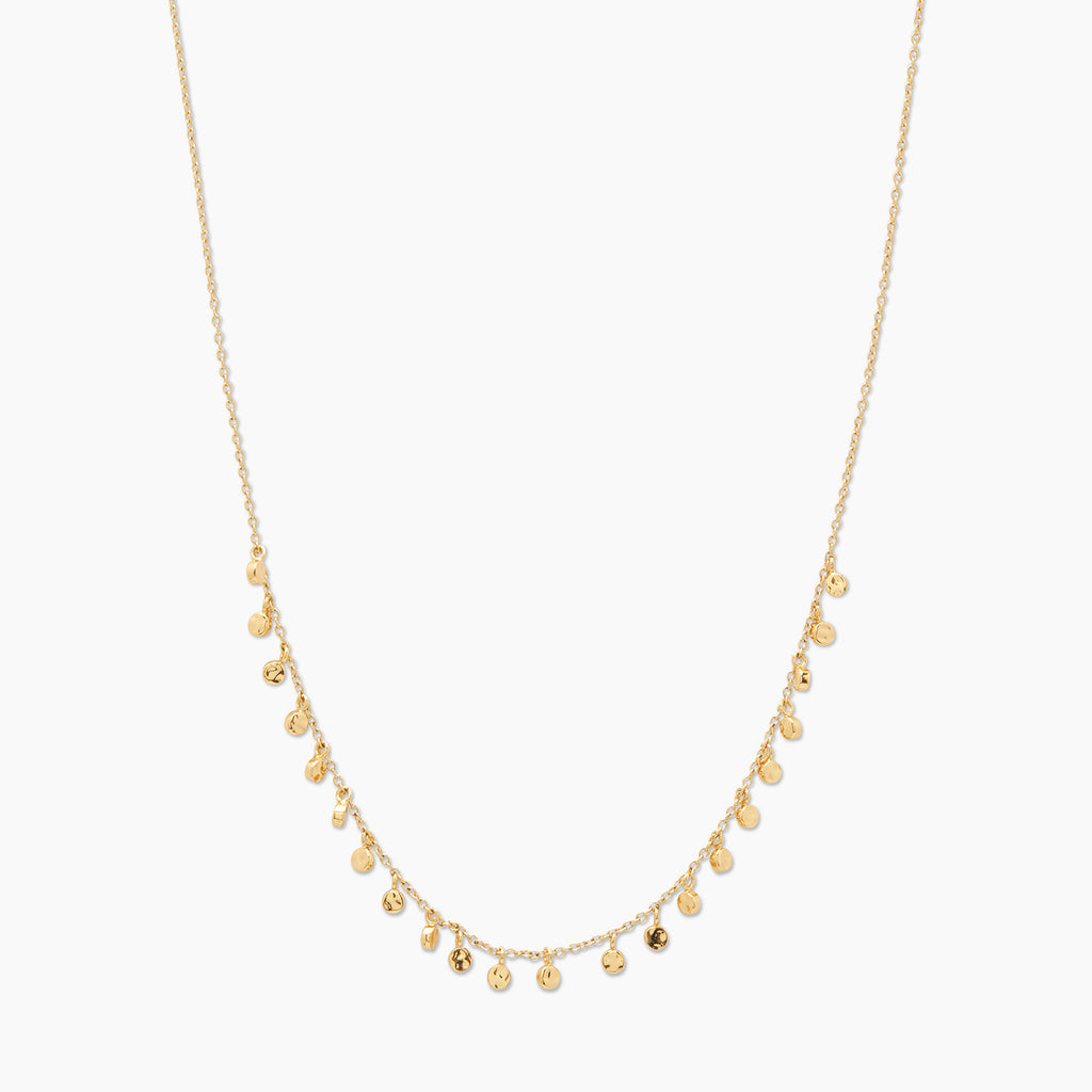 Gold | gorjana jewelry | Chloe Mini Necklace
