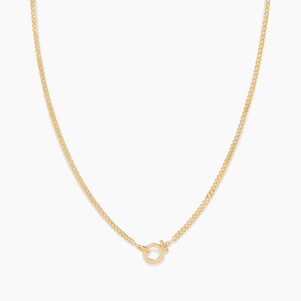 Gold | gorjana jewelry | Wilder Mini Necklace