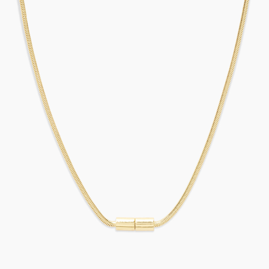 Gold | gorjana jewelry | Rebel Necklace