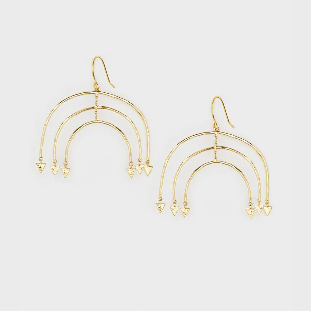 Gorjana Jewelry Luca Mobile Earrings, Statement Earrings