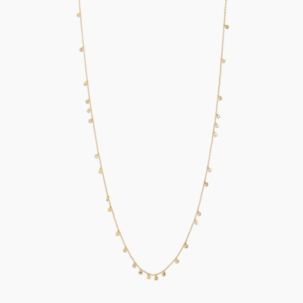 Gold | Gorjana Jewelry Gold Long Necklace, Chloe Mini Long Necklace