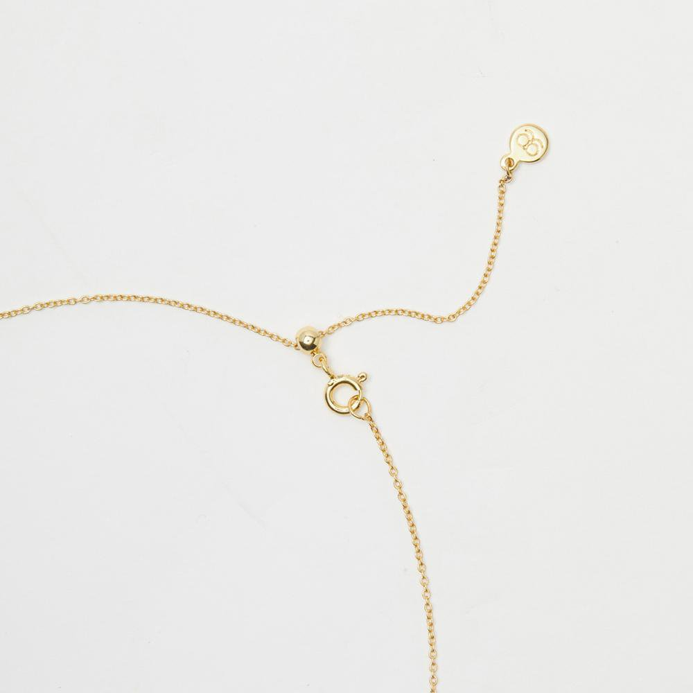 Gorjana Jewelry Gold Quinn Delicate Adjustable Necklace