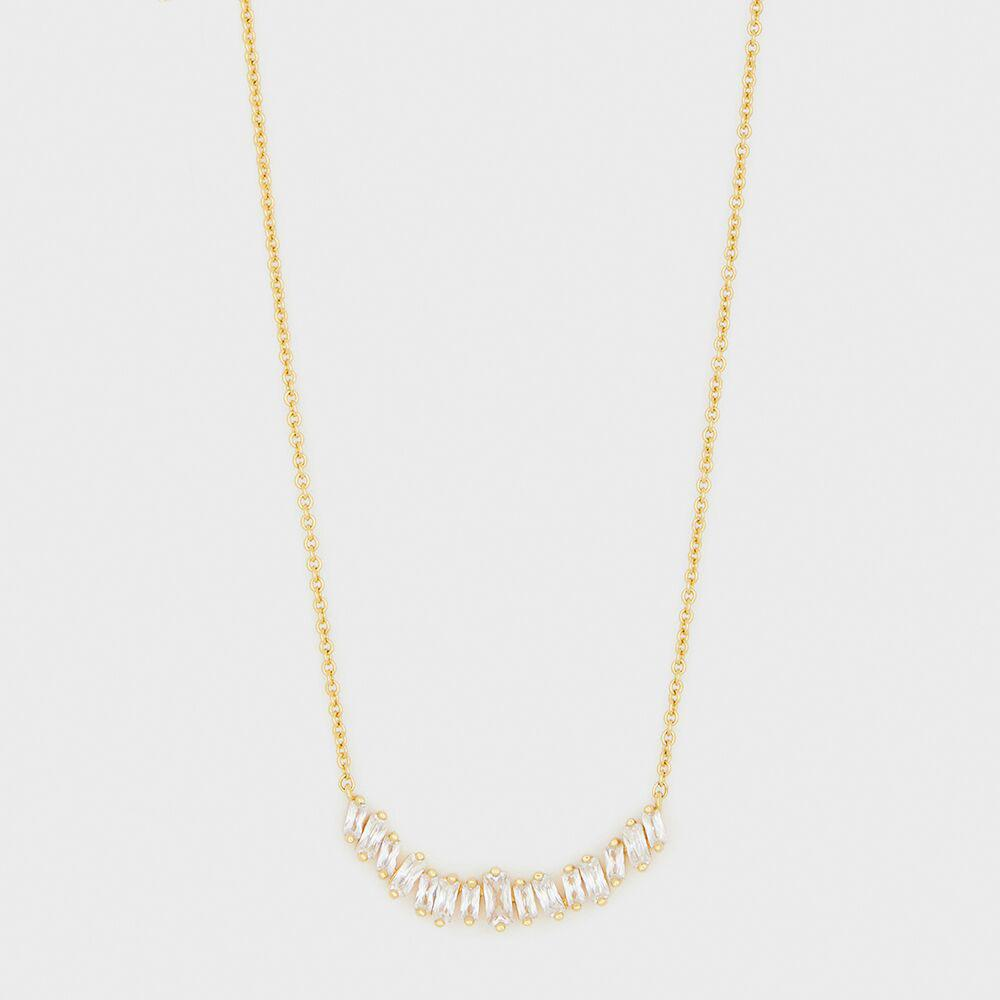 Gorjana Jewelry Gold Necklace, Amara Necklace