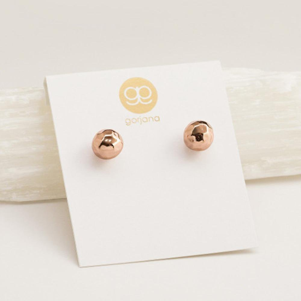 Gorjana Jewelry Large Stud Earrings