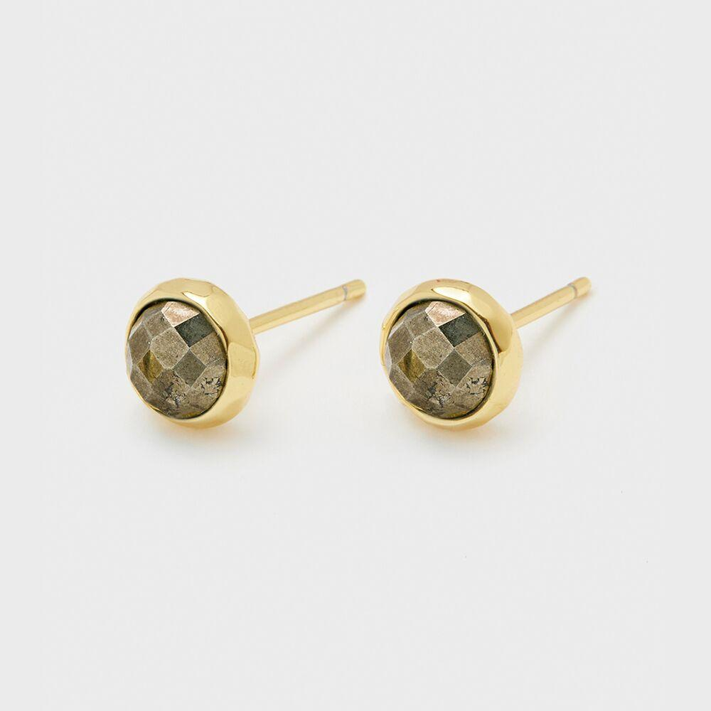 Gorjana Jewelry Power Gemstone Studs for Strength