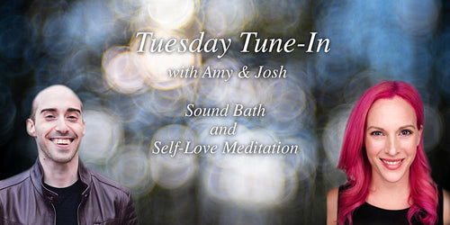 Tuesday Tune In: Self-Love Meditation and Sound Bath October 20, 2020