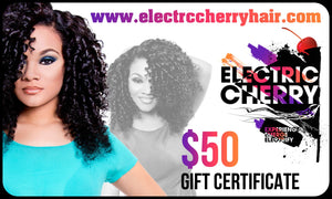 Electric Cherry $50 Gift Card - Electric Cherry