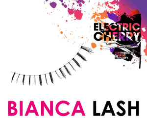 Bianca Mink Lashes - Electric Cherry