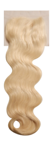 Sparkle Wave Blonde Lace Closure - Electric Cherry